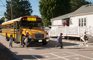 Safe, reliable transportation for school age children