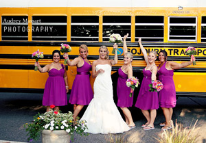 Wedding Transportation from Sojourn Transportation